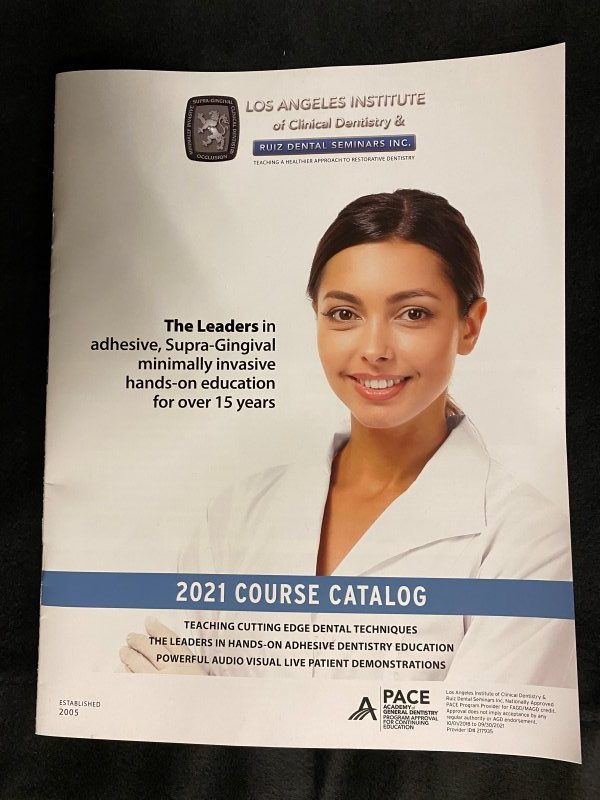 Picture of catalog cover for Los Angeles Institute